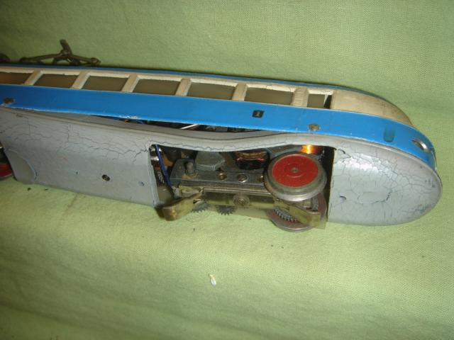 A warped subframe for a version 4 TW800.