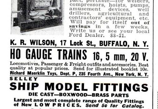 RMT Popular Mechanics; Dec 1936