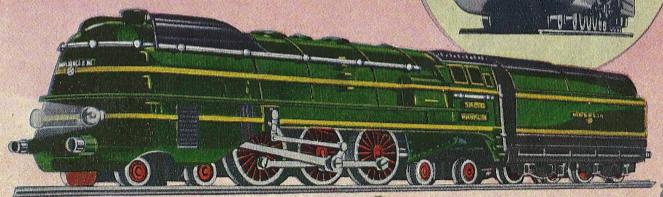 Marklin 1939, Green SK 800