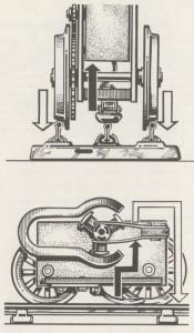 Märklin 4V electric motor; Modellbahn Technik  P.147