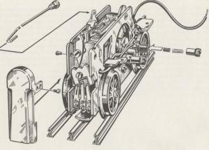 The 66/ reversing; Modellbahn Technik  P.155