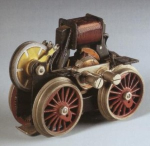 The 70/ motor; Mythos Modelleisenbahn  p. 39