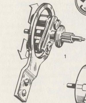 Clockwork regulator;  Modellbahn Technik. P.117