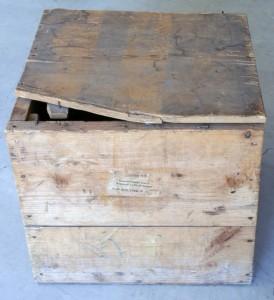 Marklin crate