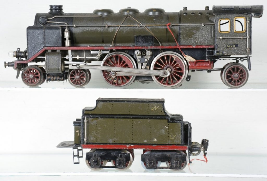 Marklin CER 65/12021 Gauge 1 electric locomotive