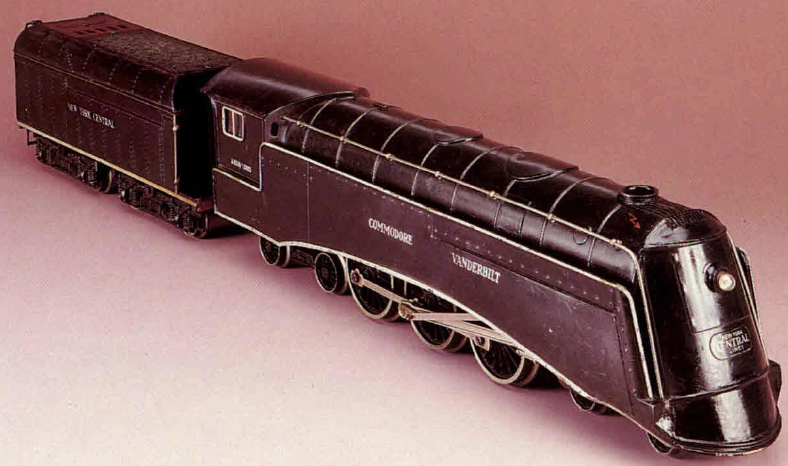 Marklin Commodore Vanderbilt Locomotive AK 66 12920